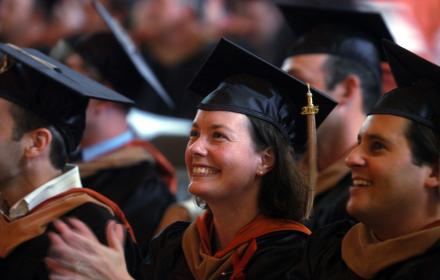 McCombs School of Business Commencement