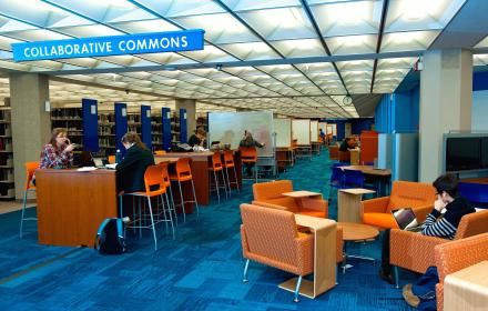 PCL Collaborative Commons